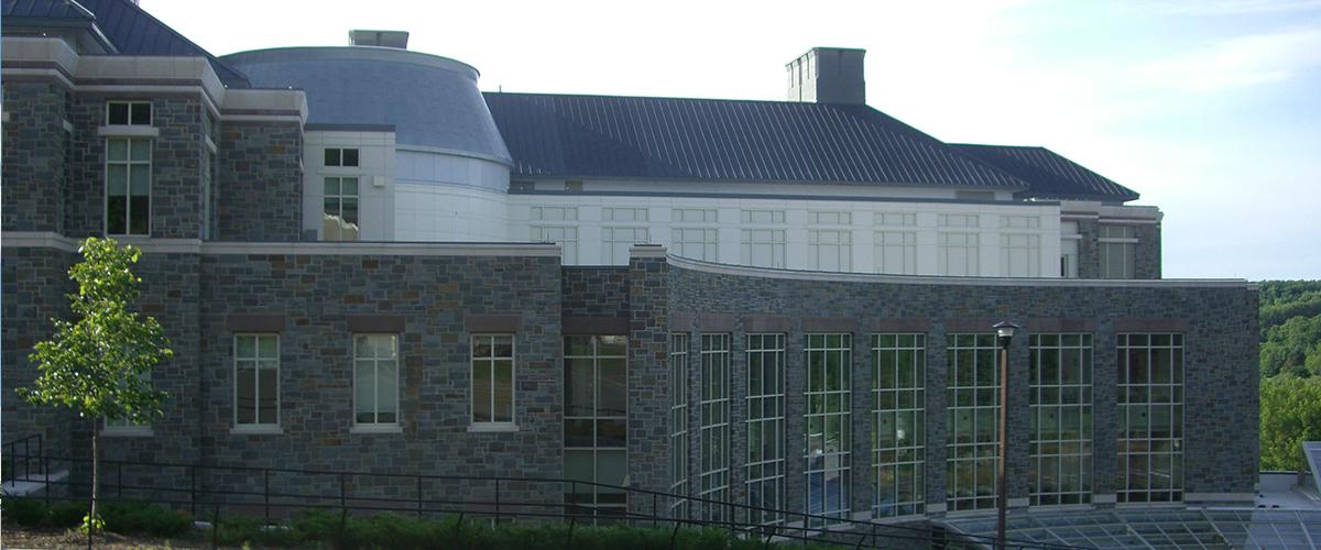 Colgate University Robert Ho Science Center