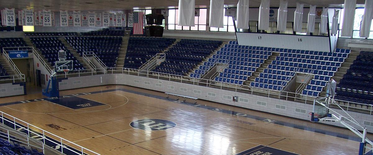 John H Burr Gymnasium
