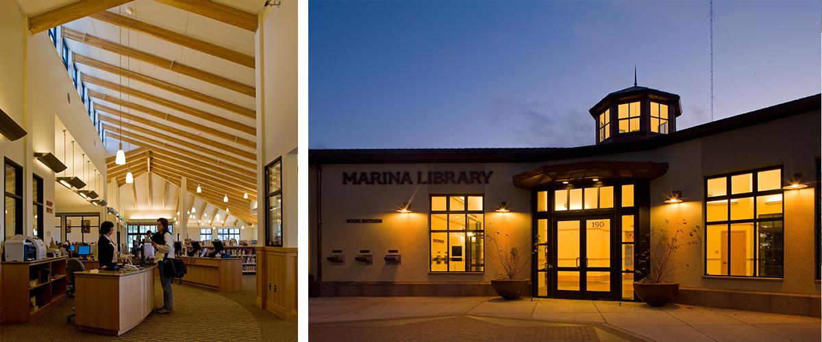 Marina Library