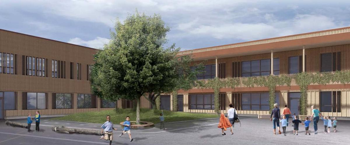 Image result for hackbridge primary school