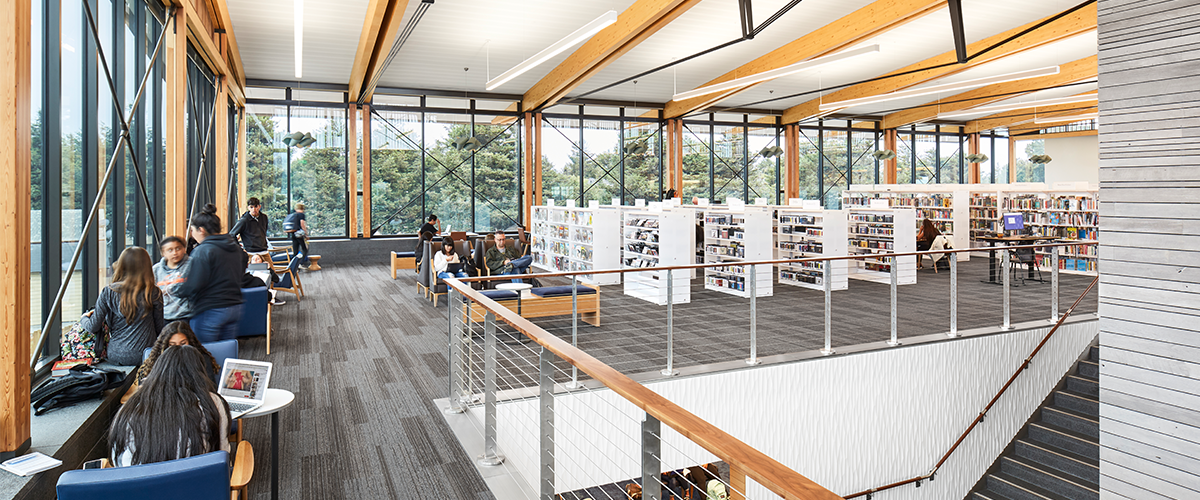Half Moon Bay Library 1200x500