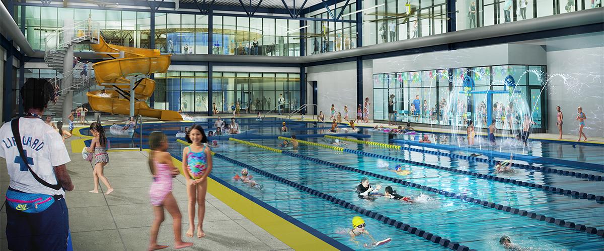 Santa Clara International Swim Center