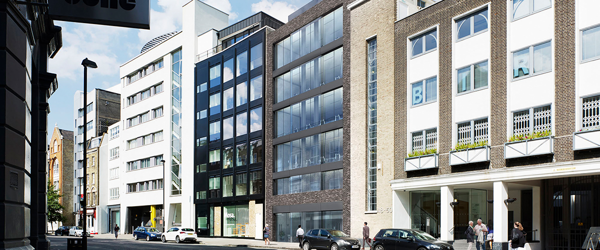 52-54 St  John Street - Integral Group