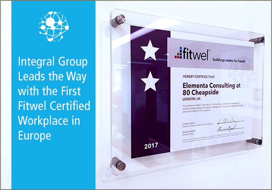 First-Fitwel-Certificate-Europe-Integral-Group