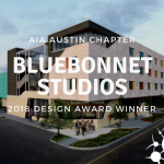 Bluebonnet Studios AIA Austin Award