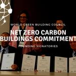 WBGC Net Zero Carbon Commitment
