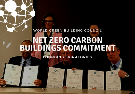 WBGC Net Zero Carbon Commitment