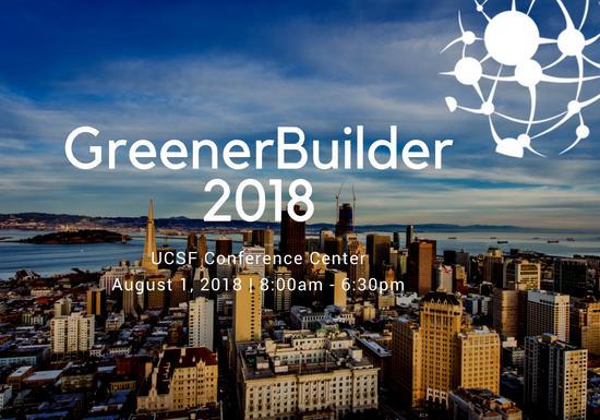 GreenerBuilder 2018