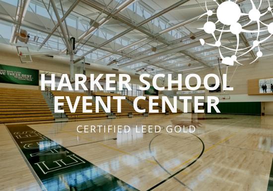 Harker Gym LEED Gold