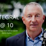 Integral at 10 Years