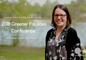 Melanie Ross - Greener Facilities Conference