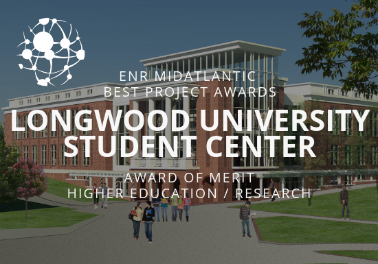 Longwood University ENR Award