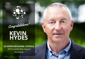 Kevin USGBC Award