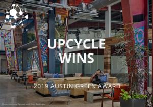 UpCycle Austin Green Award