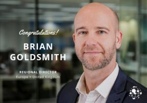 Brian Goldsmith Promotion Regional Director