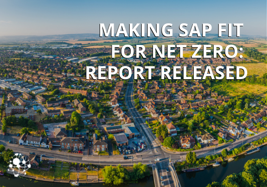 MAKING SAP FIT FOR NET ZERO: REPORT RELEASED